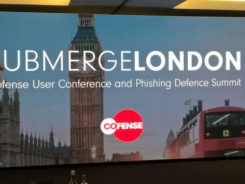 Secure Click News 15 Phishing Simulation and Social Engineering Insights from Submerge (Cofense) London Anti-Phishing Conference